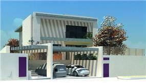 חזית בית - אדר' פרימה ברק