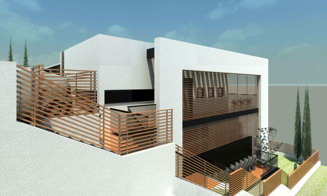 בית פרטי, פרימה ברק אדריכלים ומעצבים