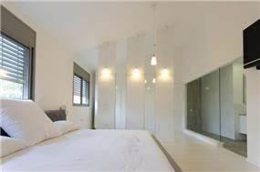 חדר שינה מעוצב, פרימה ברק אדריכלים ומעצבים