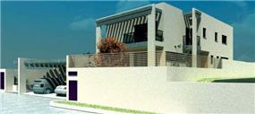 בית פרטי מהחזית -  אדר' פרימה ברק