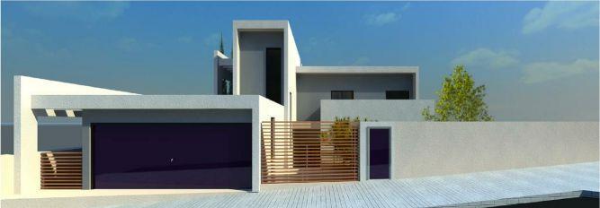 בית פרטי, חזית- אדר' פרימה ברק