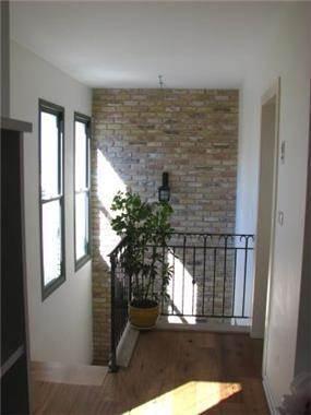גרם מדרגות, עץ, פלדה ובטון- אדר' פרימה ברק