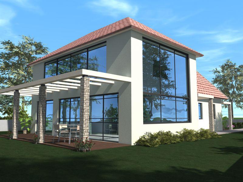בית פרטי - יעלה דגנית איבגי- אדריכלות, עיצוב ופנג שוואי