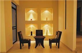 פינת הסבה - יעלה דגנית איבגי- אדריכלות, עיצוב ופנג שוואי