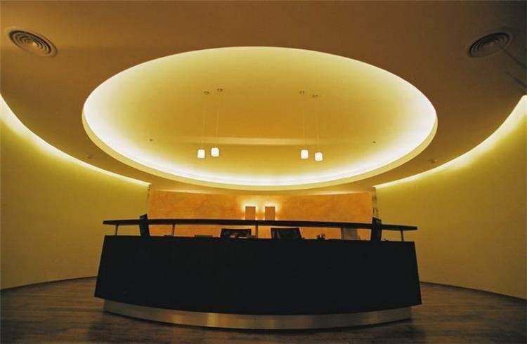 מבואת כניסה למשרדים - יעלה דגנית איבגי- אדריכלות, עיצוב ופנג שוואי