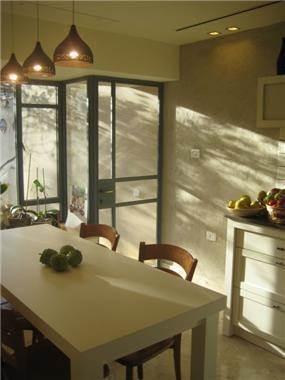 פינת אוכל - יעלה דגנית איבגי- אדריכלות, עיצוב ופנג שוואי