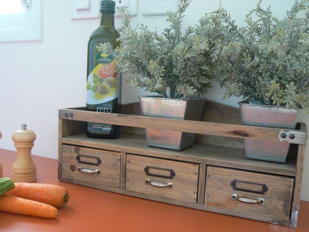 דלפק אוכל במטבח בעיצוב קליל. רויטל רודצקי