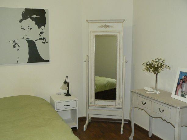 חדר שינה בעיצוב קלאסי של רויטל רודצקי