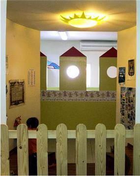 גן ילדים - איילת אפרים -אדריכלות ועיצוב פנים