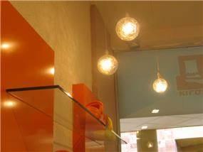 תאורה - איילת אפרים -אדריכלות ועיצוב פנים
