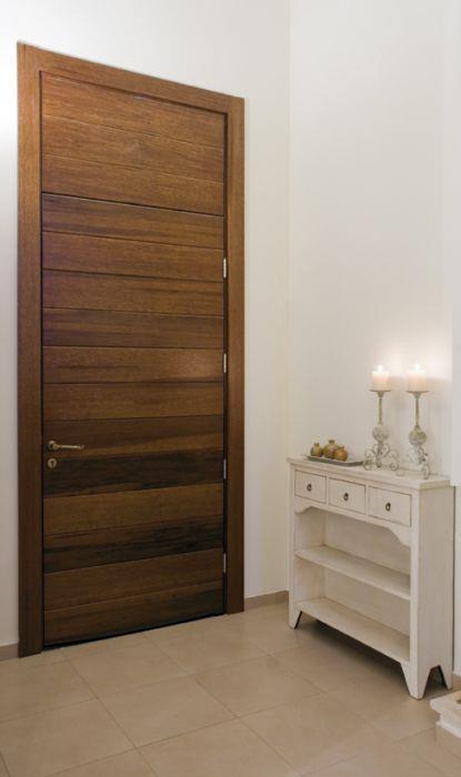 דלת כניסה - יקי ארזי - אדריכל, ARAZI DESIGN