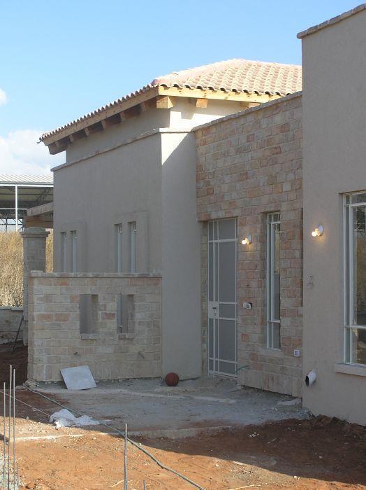 כניסה לבית - גל אדריכלים
