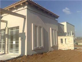 חזית בית - גל אדריכלים