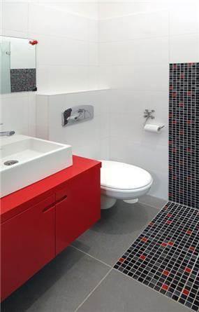 שירותים - לימור שילוני - עיצוב ואדריכלות פנים