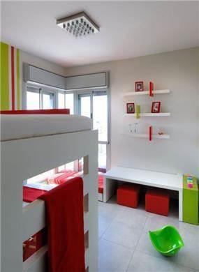 חדר ילדים - לימור שילוני - עיצוב ואדריכלות פנים