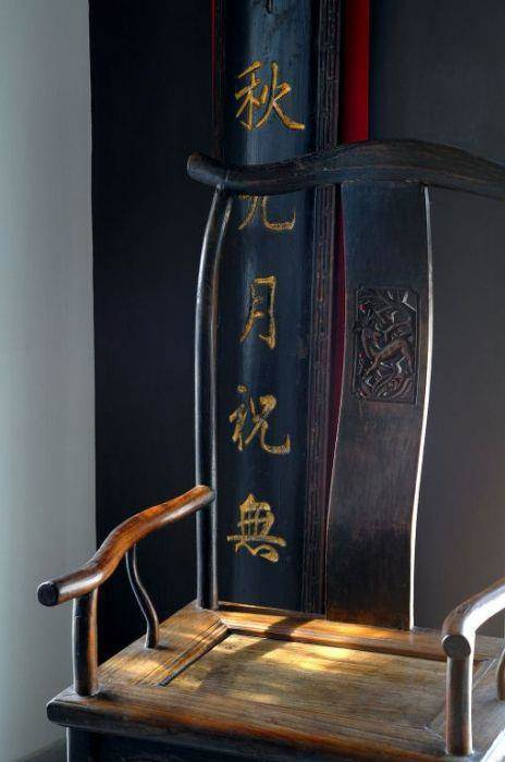 כיסא - לימור שילוני - עיצוב ואדריכלות פנים