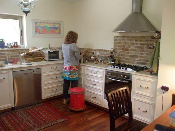 מטבח, פרדס חנה - לילך שחף - אדריכלות ועיצוב פנים