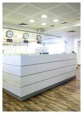 משרדי חברת TRADENET - לילך שחף - אדריכלות ועיצוב פנים
