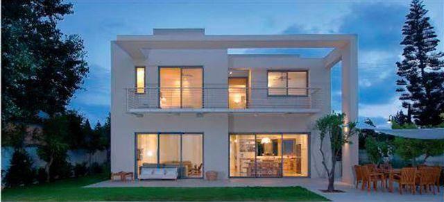 בית ברשפון בתכנון ערן בינדרמן ורמה דותן, דו אדריכלים