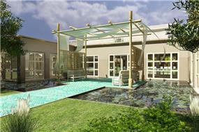 בית פרטי בתכנון רמה דותן וערן בינדרמן, דו אדריכלים