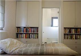 עיצוב חדר שינה בעיצוב שרון דוד