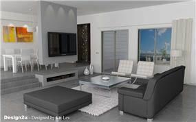 דירת מגורים עם מרפסת