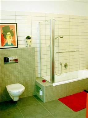 חדר אמבטיה, וילה, רעננה - ארקא סטודיו
