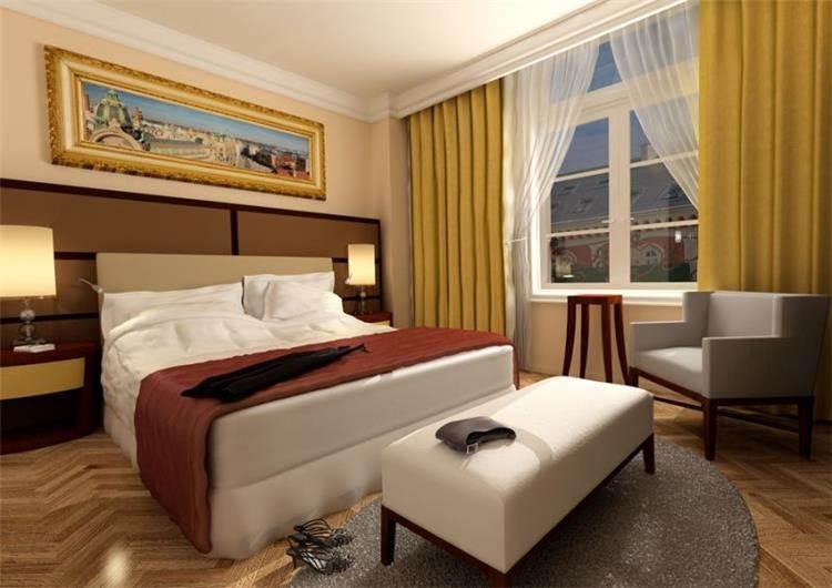 חדר במלון - ארקא סטודיו