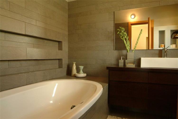 חדר אמבטיה, וילה, אזור השרון - הנ'ס פרוייקטים