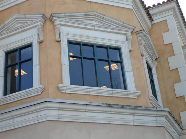 חלונות בית - PRE-CAST & DESIGN