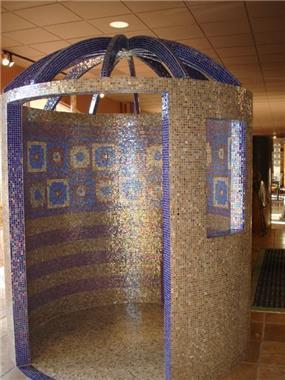 מקלחת - PRE-CAST & DESIGN