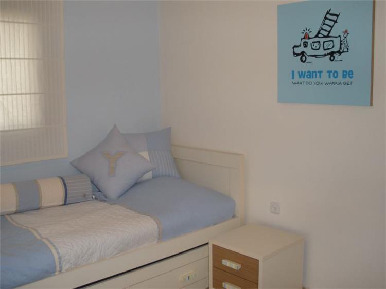 חדר ילד בעיצוב אופירה קורן