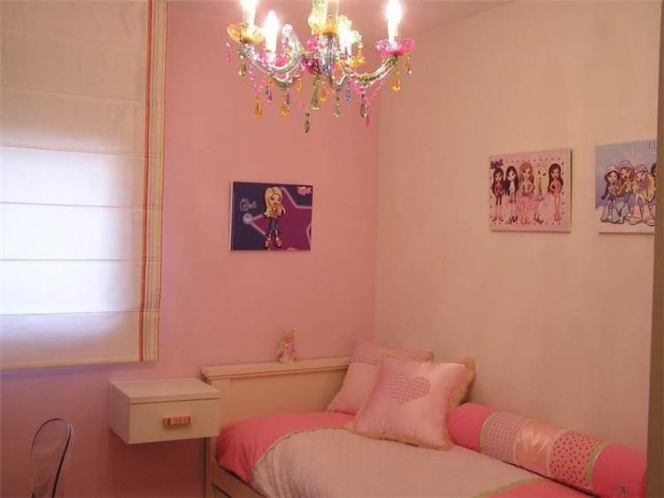 חדר ילדה בעיצוב אופירה קורן