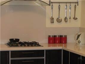 מטבח וונגה בסגנון מודרני