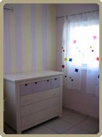 חדר תינוקות - איילת רפאלי - עיצוב פנים