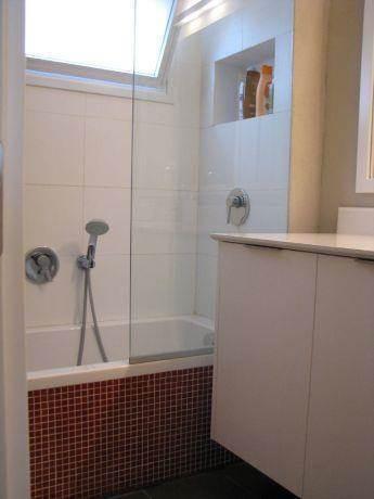 חדר אמבטיה - איילת רפאלי - עיצוב פנים