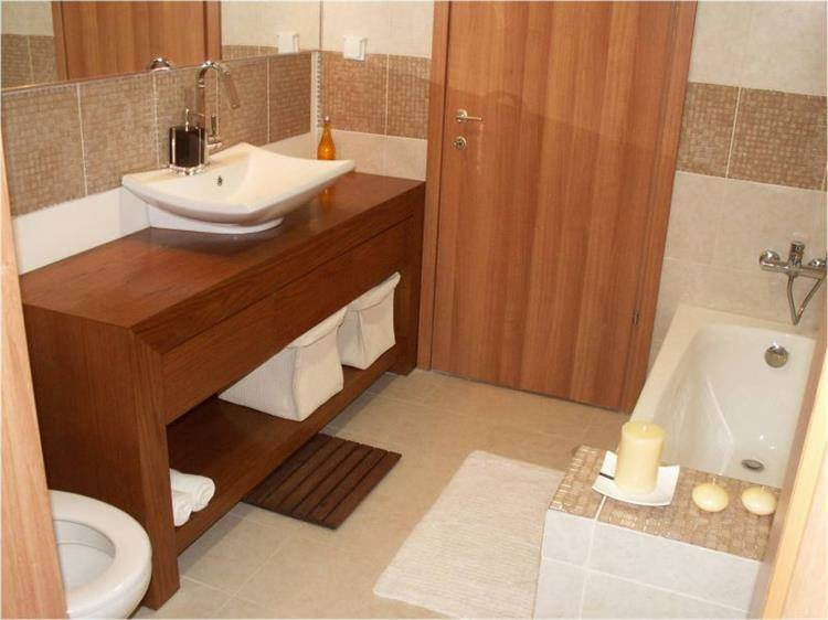 חדר האמבטיה - ליאת הראל - עיצוב פנים וליווי פרוייקטים