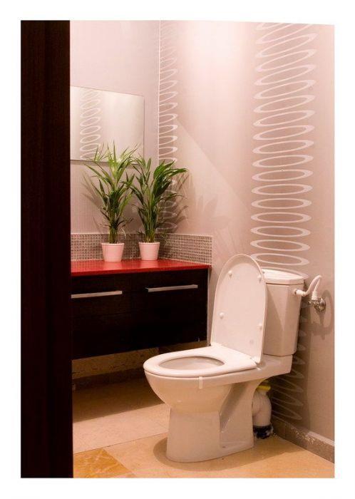 חדר שירותים - אר דיזיין