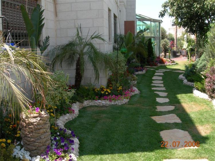 עיצוב גן - ס.מ.אדריכלות ועיצוב פנים
