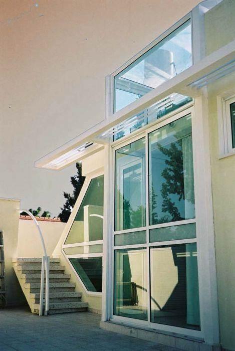 בית פרטי - טיב תכנון ושיקום מבנים