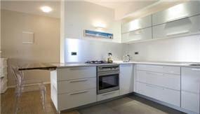 מטבח, דירה, תל אביב - שירה לביא-סטודיו לעיצוב פנים