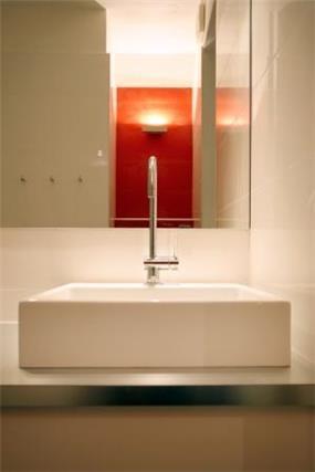 חדר אמבטיה, דירה, תל אביב - שירה לביא-סטודיו לעיצוב פנים