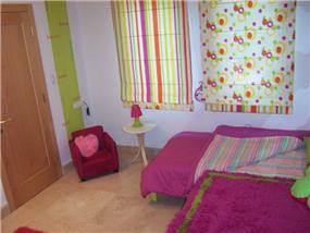 חדר ילדה - זליגר עיצובים