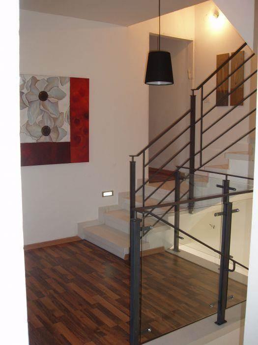 חדר מדרגות - אביבית בובליל- אדריכלות ועיצוב פנים