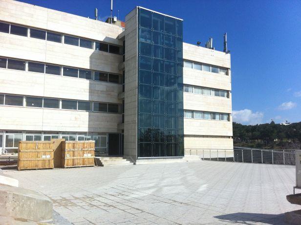מבנה מעלית - המכללה להנדסה