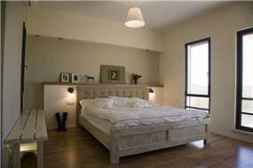 חדר שינה - מרב זהר- עיצוב מבפנים