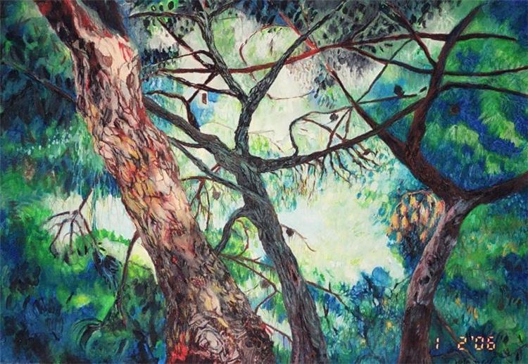 עצים בכרמל