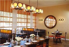 """מסעדת """" דון ויטו"""" - גלית אבינועם אדריכלות ועיצוב פנים"""