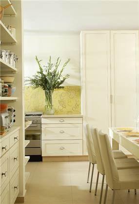 מטבח ופינת אוכל - גלית אבינועם אדריכלות ועיצוב פנים