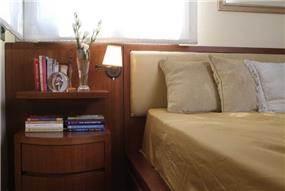 חדר שינה - גלית אבינועם אדריכלות ועיצוב פנים